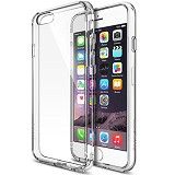 "REARTH Ringke Fusion Apple iPhone 6 / Apple iPhone 6 (4.7"") [RFAP013] - Crystal View - Casing Handphone / Case"